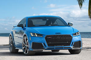 2021 Audi TT RS More Expensive Than Ever