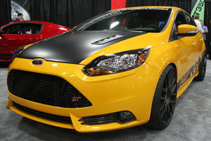 Shelby Reveals Tuned Focus ST
