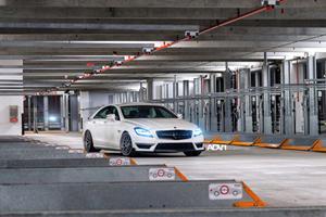 Renntech CLS63 AMG Ride on ADV 1 Wheels | CarBuzz