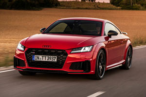 Audi TTS Competition Plus Arrives With More Power