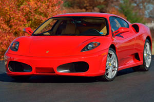 Here's Your Chance To Own Donald Trump's Ferrari F430 And Rolls-Royce Phantom