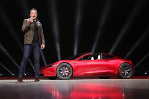 Musk Reminds The World Why Tesla Is Worth Over $500 Billion