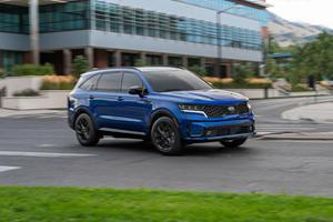 2021 Kia Sorento Hybrid Carries A Hefty Price Tag