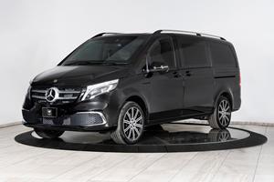 Bomb-Proof Mercedes-Benz Van Is Ready For War