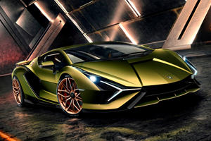 Lamborghini Is Seriously Committed To The V12 Engine