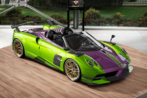 Pagani Just Made The World's Coolest Vehicle Configurator