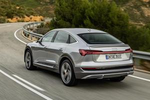 2021 Audi e-tron Is Now More Convenient Than Ever