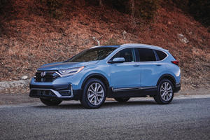 2021 Honda CR-V Test Drive Review: Almost The Complete Package