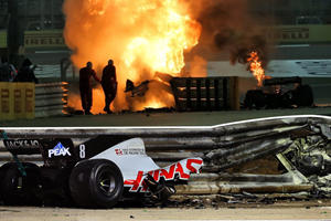 How Romain Grosjean Survived One Of The Most Horrific Crashes In F1 History