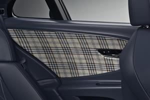 Vegans (And Tweed Fans) Will Love Bentley's New Interior Options