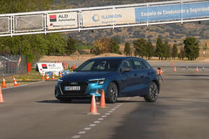 Watch The 2020 Audi A3 Fail The Moose Test