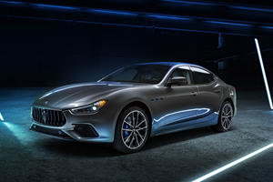 Maserati To Electrify Entire Lineup Within 5 Years