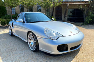 Weekly Treasure: 2001 Porsche 911 Turbo
