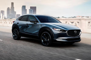 2021 Mazda CX-30 2.5 Turbo Costs Less Than The 3 Hatchback