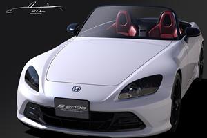 Reborn Honda S2000 Could Debut In 2024