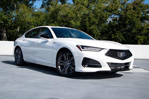 2021 Acura TLX Test Drive Review: A-Spectacular Improvement