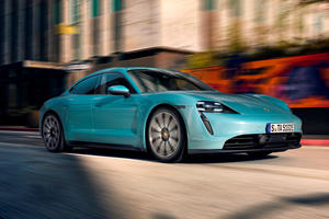 130-Mile Trip In A Porsche Taycan Took Nine Hours