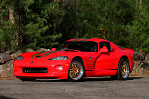 This Is The Only Dodge Viper GTS CS In The World