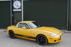 This Pure-Electric Mazda Miata Is Ready To Roll
