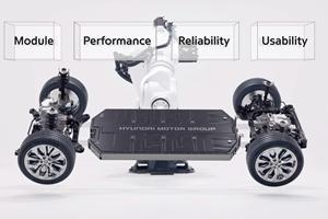 Hyundai Announces Remarkable New EV Platform