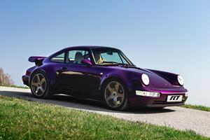 RUF Unveils The Ultimate Resto-Mod Porsche 911