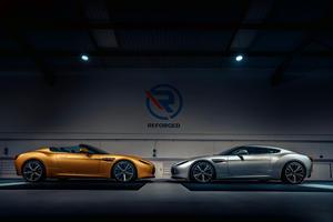Say Hello To The First Aston Martin Vantage V12 Zagato Heritage Twins