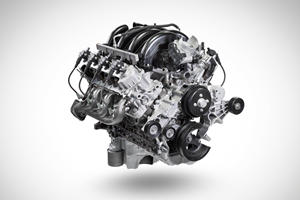 Ford Responds To Hellephant Crate Engine With The Megazilla