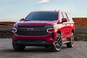 Chevy Just Eliminated This Tahoe And Suburban Option
