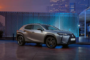 2021 Lexus UX Hybrid Gets A Sporty New Special Edition