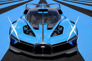This Is How Bugatti Designed The Magnificent Bolide