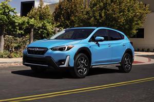 Subaru Announces Pricing For Fresh-Faced 2021 Crosstrek Hybrid