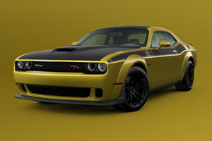 2021 Dodge Challenger Now Available With Gold Rush Paint