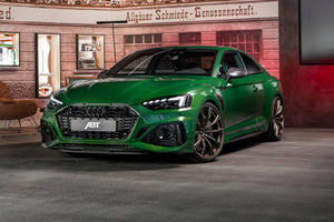 Audi RS5 Gets 500-HP And Carbon-Fiber Upgrade