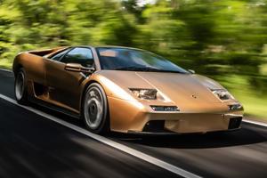 Lamborghini Diablo Celebrates 30th Birthday