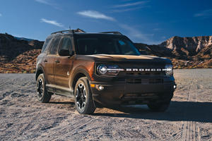 2021 Ford Bronco Sport First Drive Review: The All-New Escape Vehicle