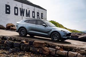 Aston Martin DBX Bowmore Edition Is A Class Act
