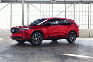 2022 Acura MDX Revealed With Major Redesign