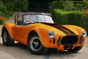 All-Electric AC Cobra Comes With 620 HP And 200 Miles Of Range