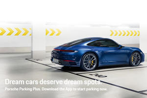 Porsche's New App Takes The Stress Out Of Parking