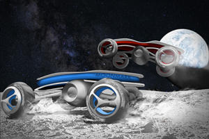 RC Cars To Compete In First-Ever Race On The Moon