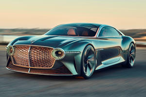 Get Ready For A Bentley Luxury EV Onslaught