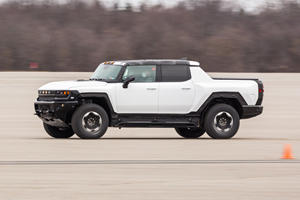 GMC Hummer EV Heads North For Extreme Winter Testing