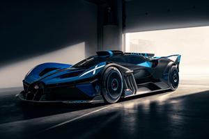 The Bugatti Bolide Comes To Life