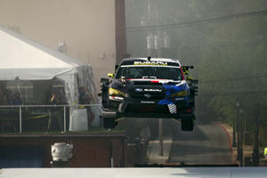 Subaru WRX STI Stars In Gymkhana 2020 With 150 MPH Jump
