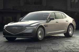 New 2022 Genesis G90 Will Look Like This