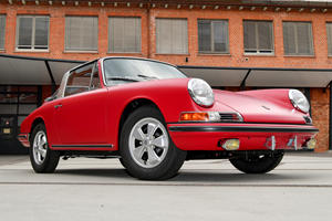 Porsche Restores Very Special 911 S Targa That Was Left To Rot For 40 Years