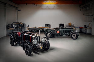 Bentley Builds First New Blower In Nearly A Century