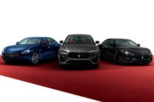 Maserati's Revamped 2021 Lineup Boasts Big Improvements