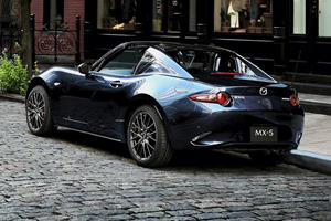 Mazda Miata MX-5 RS Is A Track-Focused Special Edition