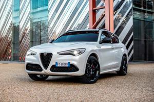 Alfa Romeo Unveils Stelvio Veloce Ti